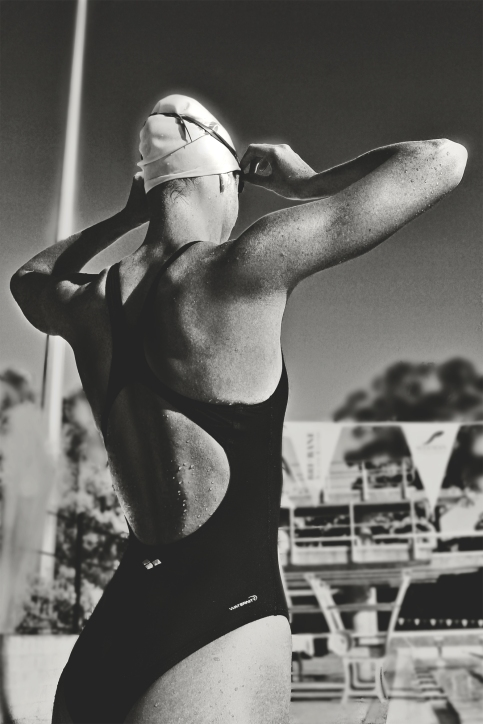 Bronte Campbell | 2018 | archival pigment print, printed 2018. Artists proof